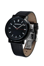 Sunroad Top brand New Luxury Type  Sport Menwatches FR910 Heart Rate Monitor Watch Men and Women Leather Strap Black