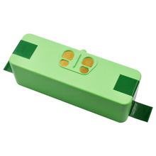 For iRobot Roomba 14.4V 5200mAh Li-ion Vacuum Cleaner Rechargeable Battery Pack Replacement for iRobot 500 550 600 780 770