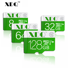 High speed green micro sd card 32GB class 10 flash memory card 4GB 8GB 16 GB 64GB 128GB TF card for Phone/Tablet/Camera