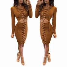 Sexy Woman Bandage Evening Clubbing Dresses Bodycon Dress Spahetti Strap Sexy Beauty Dresses