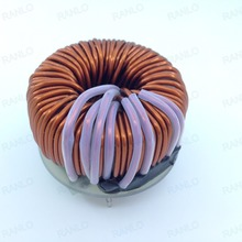 50A large current choke, inductor PDS157-60, 30uH, Iron silicon aluminum coil (Fe-Si-Al)