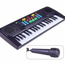 Digital Music Electronic Keyboard Kid Electric Piano Organ Musical Instrument Toy For Children Learning Toy Sets(China)
