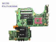 For Dell XPS M1330 Laptop Motherboard CN-0GM848 100% Good Qulity