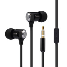G1 Earphone 3.5mm In-Ear Sport Music Lovely Headset Stereo Bass Headset with Mic for iPhone Samsung Xiaomi HTC MP3 MP4 Player(China)