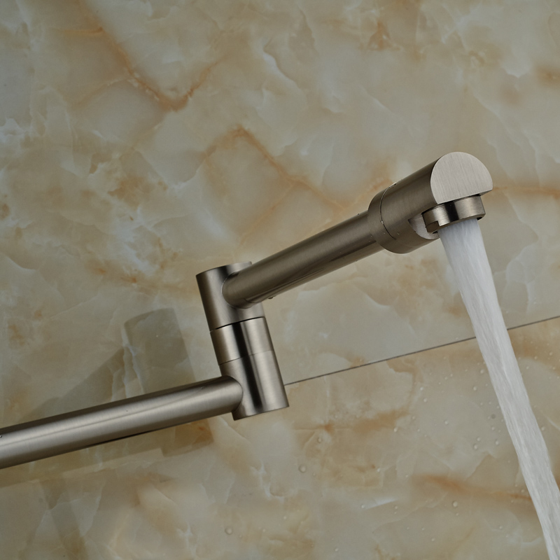 Brushed-Nickel-Single-Handle-Bathroom-Kitchen-Faucet-One-Hole-Cold-Water-Folding-Washing-Basin-Taps (1)