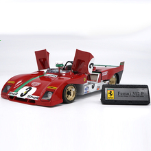 * Red GMP Model Car for 1:18 LAFerrari 312P 312 P Racing Car Collection Limited Edtion Diecast Model Replica