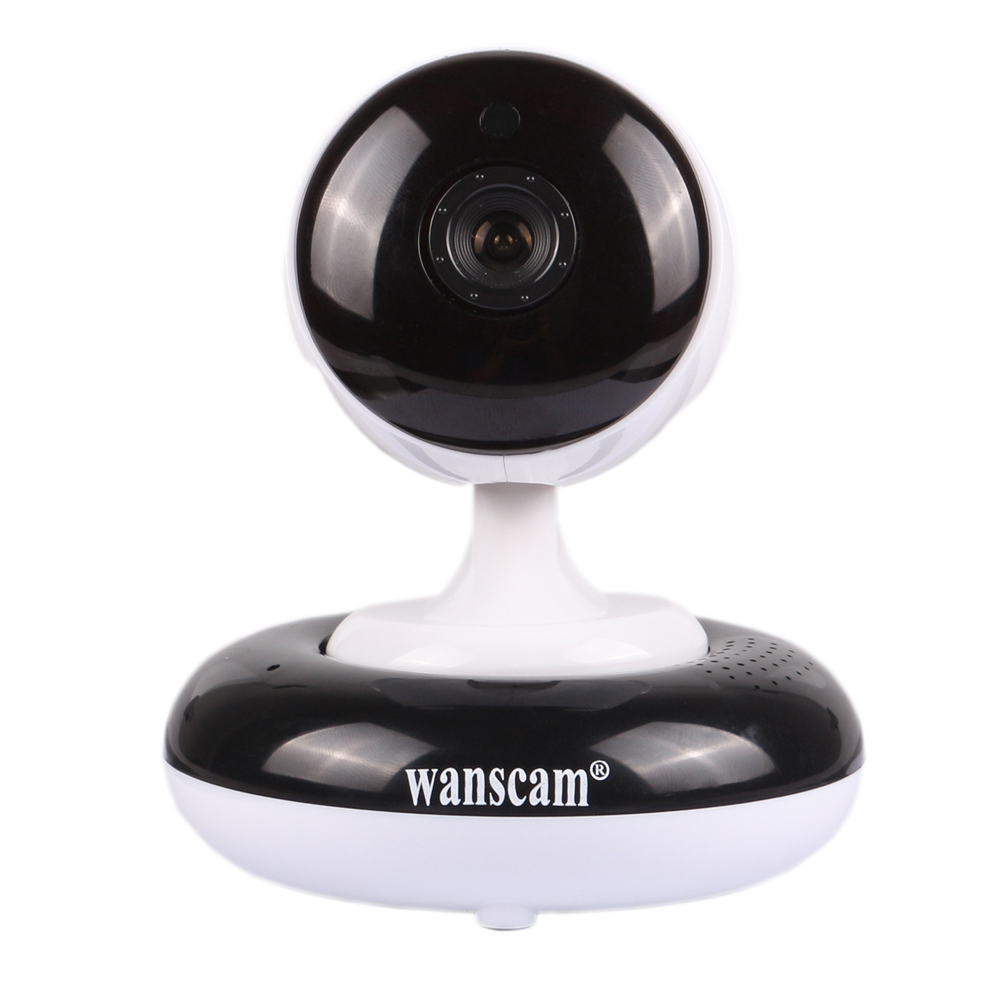 Wanscam HD Mini Wifi IP Camera Wireless 720P P2P Baby Monitor Network CCTV Security Camera Home Protection Mobile Remote Cam<br><br>Aliexpress