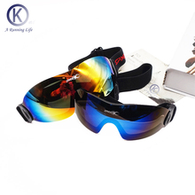 Quality Ski Goggles Skiing Glasses snowboard goggles Simple design Plating lens spectacles for men/women