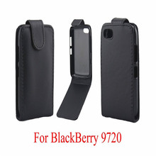 Phone Bags Covers Cases For Blackberry 9720 BB9720 phone case Back coque PU leather Flip Vertical Up-Down Open skin pouch