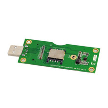 M.2 NGFF WWAN Wireless to USB Card Adapter with SIM Card Slot Module Testing Tools