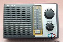 ICF-F10 Two 2 Band AM FM Radio for sony