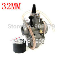 motorcycle KOSO PWK GY6 150cc FOR OKO High Performance Flatside Carburetor Dirt Pit bike Parts 32mm
