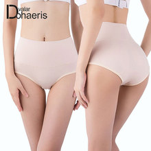 Buy Valar Dohaeris Panties Sexy Intimates Solid Women Underwear Slim Breathable Briefs High Waist Female Underpanties Plus Size