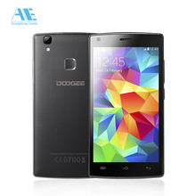 "DOOGEE X5 MAX  5.0"" HD IPS 3G Smartphone  Android 6.0 1GB+8GB 8MP Fingerprint Unlock  4000mAh Cellphone"