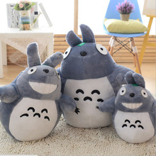 20cm lovely Totoro plush toy, my neighbor totoro plush toy cute soft doll totoro High Quality kids toys Cat(China)