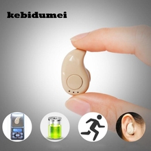 kebidumei S530 bluetooth earphone Mini 4.1 wireless Earbud Small Sports Cordless Hands free Headset with MIC For iphone 6 Xiaomi
