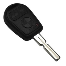 3 Button Uncut Blade Car Styling Key Replacement Remote Key Shell For BMW E31 E32 E34 E36 E38 E39 E46 Z3 Z4 Fob Uncut Key Case