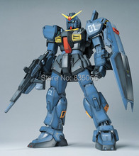GAOGAO Free shipping Gundam 1/60 Perfect Grade Gundam Mk-II Titans robot scale models plastic model kits toys(China)