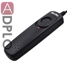 Meike Wired Shutter Remote Control C3 suit For Canon EOS 5D Series 1D Series 6D 50D 40D 30D 20D 10D as RS-80N3