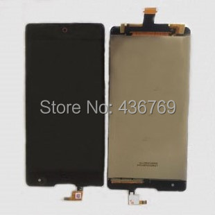 5pcs LCD Display Touch Screen Digitizer Assembly For ZTE Nubia Z7 MAX Z7max NX505J Panel Glass Lens black<br><br>Aliexpress