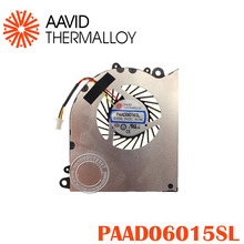 New Original Laptop CPU Cooling Fan For MSI GS60 PAAD06015SL 0.55A 5VDC N294
