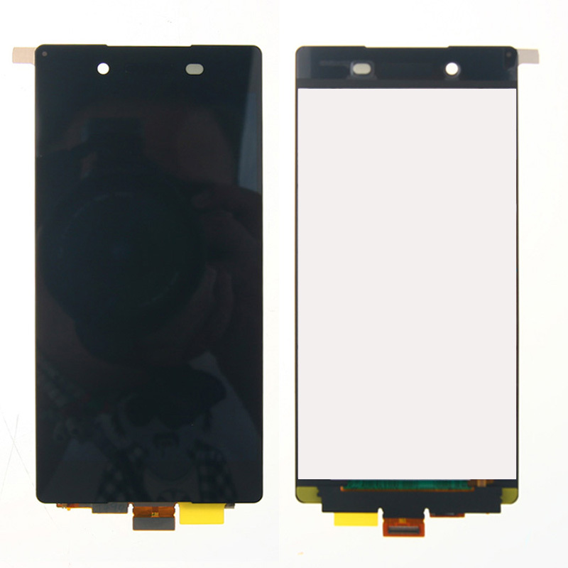 LCD Display Touch Screen Digitizer Assembly For Sony Xperia Z4 Black Free Shipping<br><br>Aliexpress