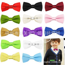 Fashion School Boys girls Children Kids Baby Wedding Elastic bow Tie Necktie Wedding Party Performance Accessories 1pcs/lot LD09