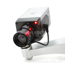 New Product Dummy Camera Box Standard Type with Lens ABS Material
