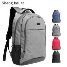 "2018 Newest Brand Backpack For Laptop 14"",15"",15.6"",17"",17.3"",18 inch Notebook Bag, Packsack,Travel School Bag, Free Shipping(China)"