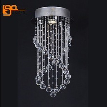 hot selling contemporary chandelier crystal lighting for home candiles de cristal modernos lustre de teto