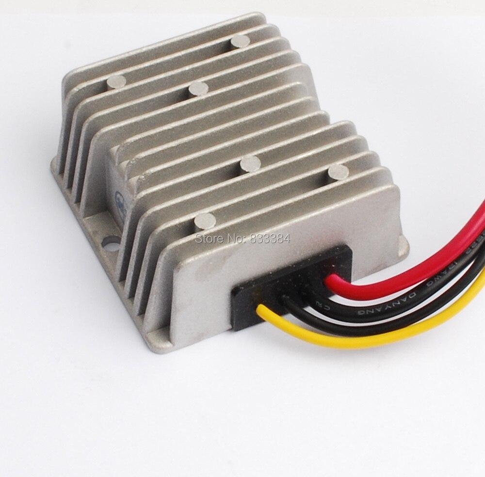 12V(16-32V) to 27V DC DC converter 10A 270W  320G 74cm for electrical engineering<br>