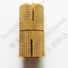 500pcs/lot Solid wood DIY turning plate conceal copper hinge 10mm(China)