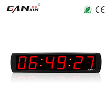 [Ganxin]Hot New High Quality Digital Travel Led Electronic Clock Low Price