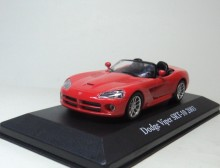 A TLAS 1:43 Dodge Viper SRT-10 2003 boutique alloy car toys for children kids toys Model Original package freeshipping