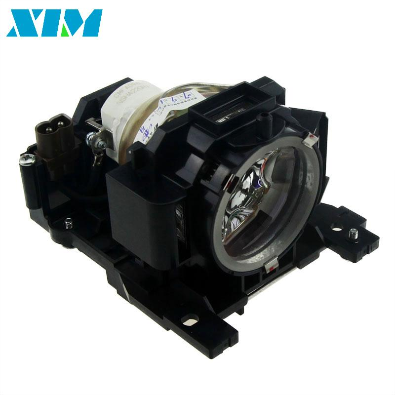 DT00893 Replacement Projector Lamp With Housing For Hitachi CP-A200, CP-A52, ED-A101, ED-A111 Projectors<br>