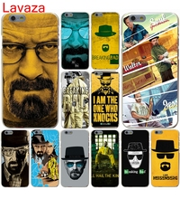 Lavaza Breaking Bad game throne Hard Case for iphone 4 4s 5c 5s 5 SE 6 6s 6/7/8 plus X for iphone 7 case