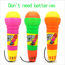 Microphone Mic Voice Changer Toy Gift Birthday Present Kids Party Song Musical Instrument microphone