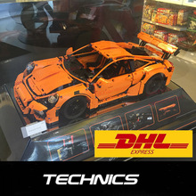 Blocks Block Model 20001 2704Pcs Compatible With Technic Series 911 GT3RS Race Car 42056 Model Building Kits Toy