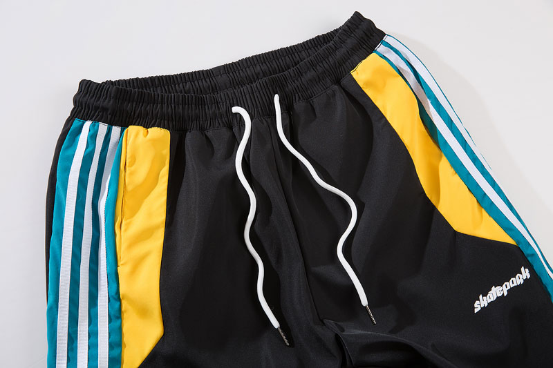 Side Stripe Track Pants 3