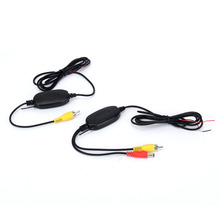 Dasaita New 2.4G Wireless Color Video Transmitter and Receiver for The Vehicle Backup Camera Front Car Camera(China)