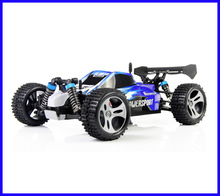 JJRC A959 2.4G Radio Remote Control RC Car Kid Toy Model Scale 1:18 New Shockproof Rubber wheels Buggy Highspeed Off-Road(China)