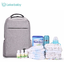 Large Capacity Maternity Backpack Nappy Diaper Backpacks For Travel Multifunctional Mother Mummy Mom Baby Bebe Bags Maternidade(China)