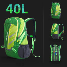 Maleroads 40L Waterproof Women Men Travel Bags Outdoor Camping Mochilas Tourist Hiking Backpacks Mountaineering Bagpacks MLS2327