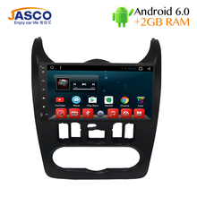 2G Android Car dvd Stereo Player GPS Glonass Navigation multimedia for Renault Duster/Logan/Sandero headunit Auto Radio Video