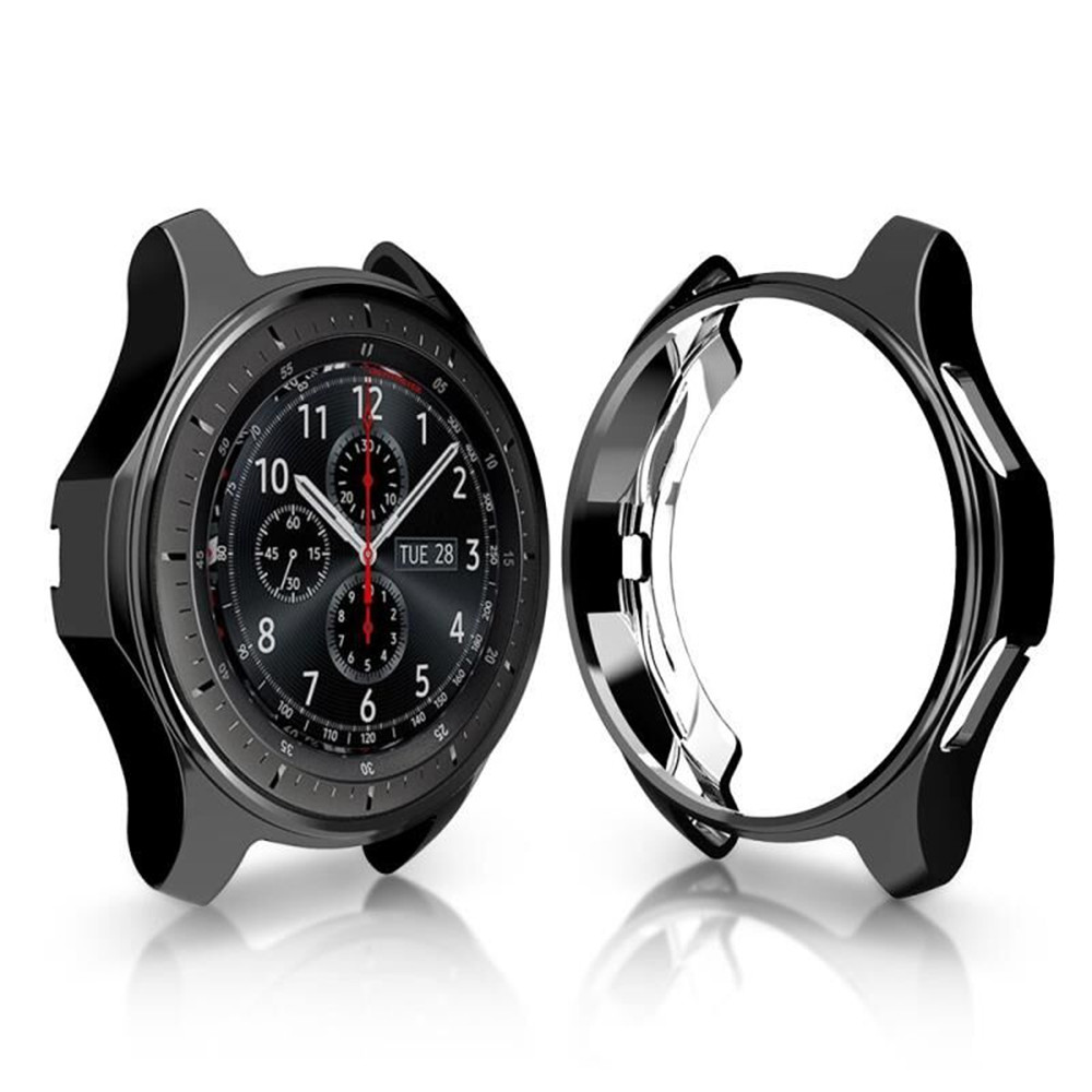 42 Mm Clear Tpu Full Cover Case Screen Protector For Samsung Galaxy Watch Cell Phones & Accessories