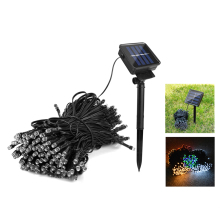 7m 12m 22m Solar Lamp Power LED Lawn Fairy String Lights Garden Decor Holiday Christmas Outdoor Waterproof Led Solar light(China)