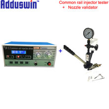 Adduswin DHL shipping combination CR-C multi function diesel common rail injector tester tool plus S60H Nozzle Validator(China)
