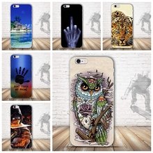 For Apple iPhone 5 5S SE Case 3D Relief Painting Soft Silicon Back Cover Case for Apple iPhone SE Covers Skull Pattern Skin