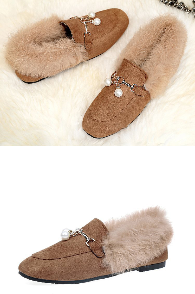 winter warm winter shoes maomao fashion women's small leisure shoes cotton sexy ladies spring shoes polular furry pumps spring