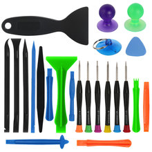 DIYFIX 23 in 1 Laptop Repair Multi Opening Tools Kit Precision Screwdriver Set for Cell Mobile Phone Tablet PC